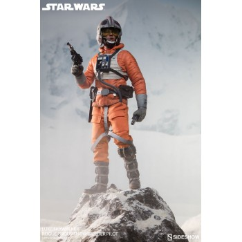 Star Wars Action Figure 1/6 Luke Skywalker Rogue Group Snowspeeder Pilot (Episode V) 30 cm