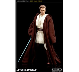 Star Wars Action Figure 1/6 Padawan Obi Wan 30 cm