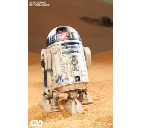 Star Wars Action Figure 1/6 R2-D2 17 cm