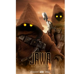 Star Wars Action Figure Set 1/6 Jawa 23 cm