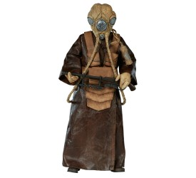 Star Wars Action Figure 1/6 Zuckuss Sideshow Exclusive 30 cm