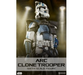 Star Wars Arc Clone Trooper Echo Phase II Armor Sixth Scale Figure 30 cm