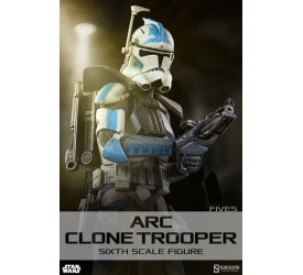Star Wars Arc Clone Trooper Fives Phase II Armor Sixth Scale Figure 30 cm