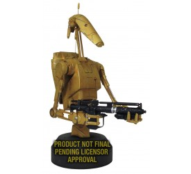 Star Wars Battle Droid mini bust 18cm