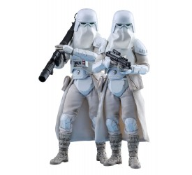 Star Wars Battlefront Videogame Masterpiece Action Figure 2-Pack 1/6 Snowtroopers 30 cm