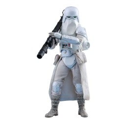 Star Wars Battlefront Videogame Masterpiece Action Figure 1/6 Snowtrooper Deluxe Version 30 cm