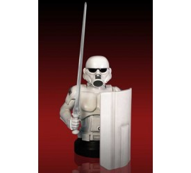 Star Wars Bust McQuarrie Concept Stormtrooper Deluxe SDCC 2012 Exclusive 18 cm