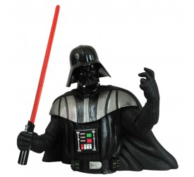Star Wars Coin Bank Roto-Cast Darth Vader 15 cm