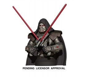 Star Wars Darth Malgus Mini Bust