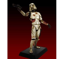 Star Wars Death Trooper Deluxe Statue 30cm