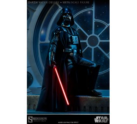 Star Wars Deluxe Action Figure 1/6 Darth Vader Episode VI 34 cm