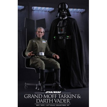 Star Wars Episode IV Movie Masterpiece Action Figure 2-Pack 1/6 Vader and Tarkin