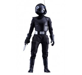 Star Wars Episode IV Movie Masterpiece Action Figure 1/6 Death Star Gunner 30 cm