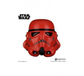 Star Wars Episode IV Replica 1/1 Crimson Stormtrooper Helmet Accessory