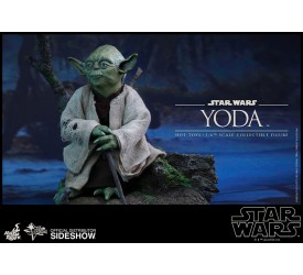 Star Wars Episode V Movie Masterpiece Action Figure 1/6 Yoda 13 cm