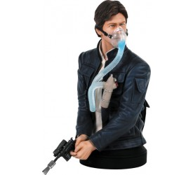 Star Wars Han Solo Mynock Hunt bust Preview Exclusive