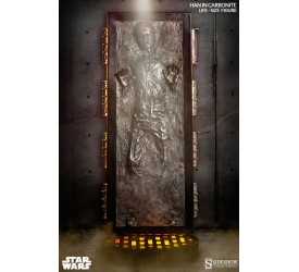 Star Wars Life Size Statue Han Solo in Carbonite 231 cm