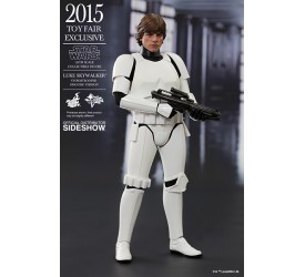 Star Wars Luke Skywalker (Stormtrooper Disguise Version) 1/6 Scale Figure 28 cm