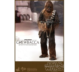 Star Wars Movie Masterpiece Action Figure 1/6 Chewbacca 36 cm (Reproduction)