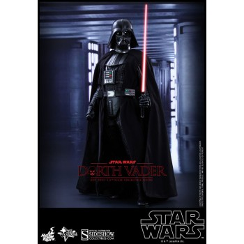 Star Wars Movie Masterpiece Action Figure 1/6 Darth Vader 35 cm (reproduction)