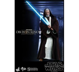 Star Wars Movie Masterpiece Action Figure 1/6 Obi-Wan Kenobi 30 cm