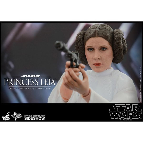 Star Wars Princess Leia 1 6 Scale Figure 26 Cm