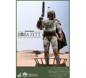 Star Wars QS Series Action figure 1/4 Boba Fett 44 cm