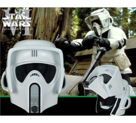 Star Wars Scout Trooper Helmet 1:1 replica