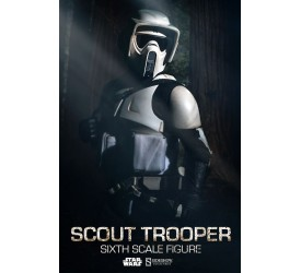 Star Wars Scout Trooper Sixth Scale Figure 30 cm