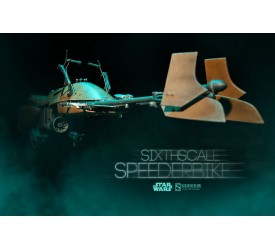 Star Wars Speeder Bike Sixth Scale Vehicle 23 cm