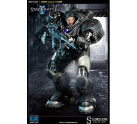 Starcraft II Jim Raynor Terran Space Marine Sixth Scale Figure 40cm