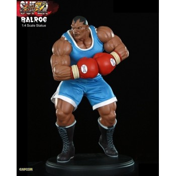 Street Fighter Balrog 1/4 scale statue 47cm