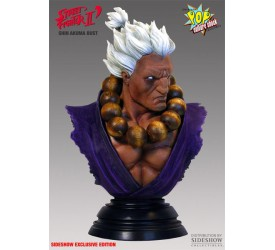 Street Fighter Bust Akuma Sideshow Exclusive