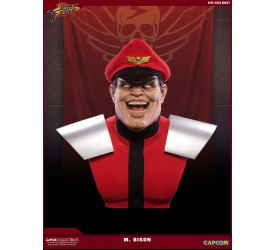 Street Fighter Bust 1/1 M. Bison 69 cm
