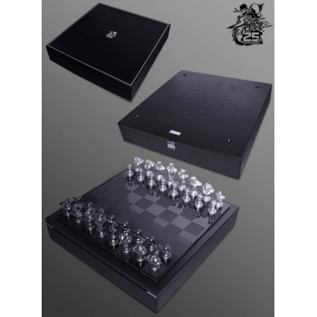 Street Fighter Collector´s Chess Set 25th Anniversary