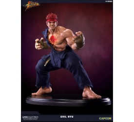 Street Fighter IV Evil Ryu Regular 1/4 Statue 42 cm