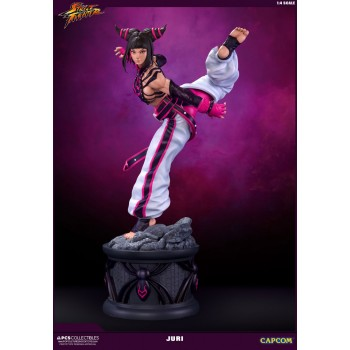 Street Fighter IV Juri Regular 1/4 scale Statue 59 cm