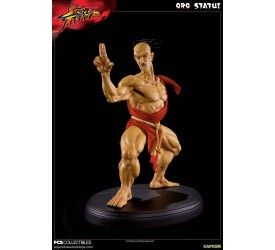 Street Fighter Oro 1/4 Statue