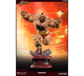 Street Fighter Regular Zangief 1/4 Statue