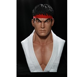 Street Fighter Ryu 1/1 Life Size Bust