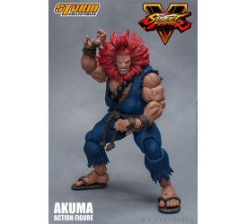 Street Fighter V Action Figure 1/12 Akuma 18 cm