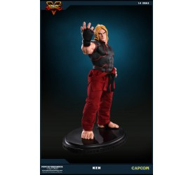 Street Fighter V Ken Masters Regular 1/4 Statue 43 cm