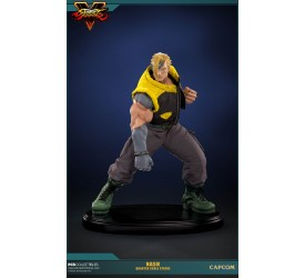 Street Fighter V Regular Nash 1/4 Statue 43 cm