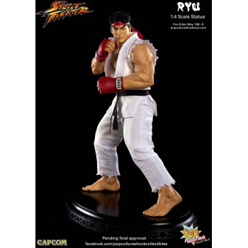 Street fighter Ryu 1/4 Scale Statue 44 cm