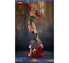 Streetfighter Regular Cammy 1/4 scale Ultra Statue 72 cm