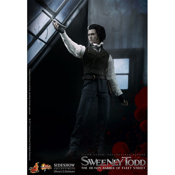 sweeney todd the demon barber of Official website now in performances official source for consumers to purchase tickets barrow street presents stephen sondheim's sweeney todd the demon barber of fleet street following a sold out run in london.