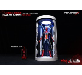 TOYS-BOX 1/6 HALL OF ARMOR FOR SPIDE