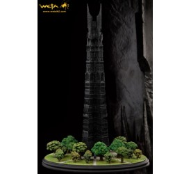 Lord of the Rings Diorama Orthanc Black Tower of Isengard (The first 400 edition)