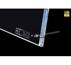 Elite Creatures Collectible Black Frame