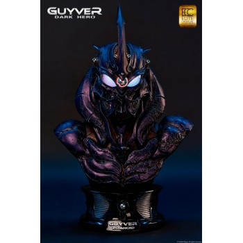 The Guyver Life Sized Zoanoid bust 87 cm